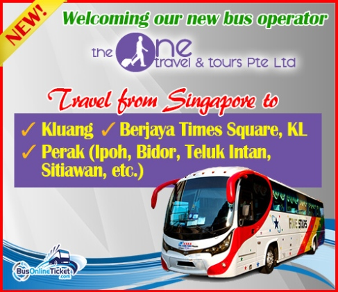 Singapore to KL Berjaya Times Square